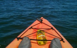 Kayaking in Point Reyes